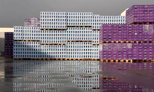 Vöslauer hält gut 40 Prozent vom Mineralwassermarkt. / Bild: (c) Clemens Fabry