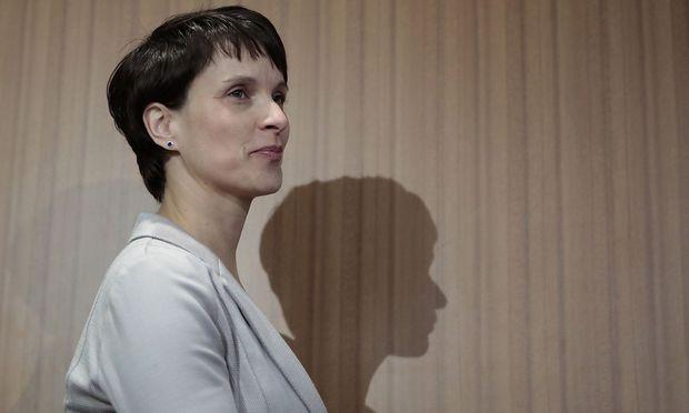 Immunität von Frauke Petry aufgehoben