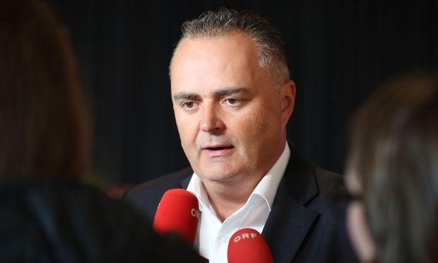 Als Kern-Nachfolger im Gespräch: Minister Hans Peter Doskozil.