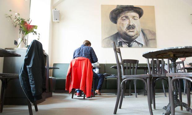 Alter Charme Neue Küche Café Drechsler Hat Wieder Offen