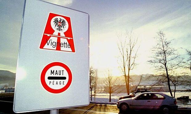"""Autobahn-Vignette/""""Schonfist""""-Ende    FEATURE"""