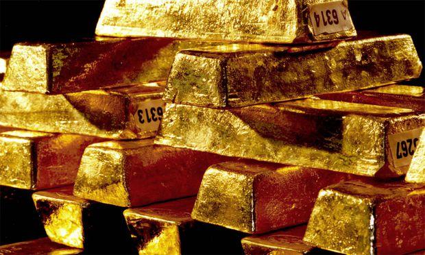 Erneut hoher Goldverkauf durch