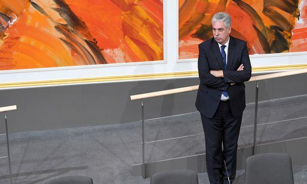 Finanzminister Hans Jörg Schelling.