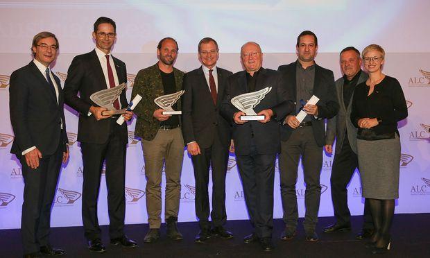 Die Gewinner aus Oberösterreich. / Bild: (c) Guenther Peroutka