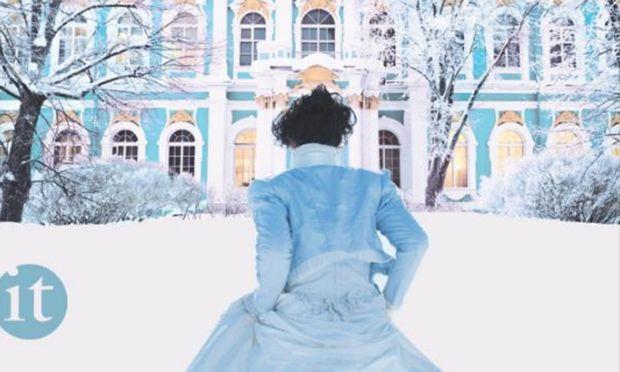 Winterpalast Spionin Zarin