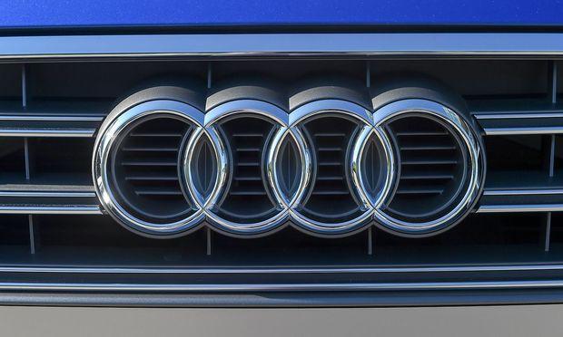 Vor einem Jahr hatte die VW-Tochter angekündigt, 850.000 Autos mit Sechs- und Achtzylindermotoren unter die Lupe zu nehmen.  / Bild: APA/AFP/CHRISTOF STACHE