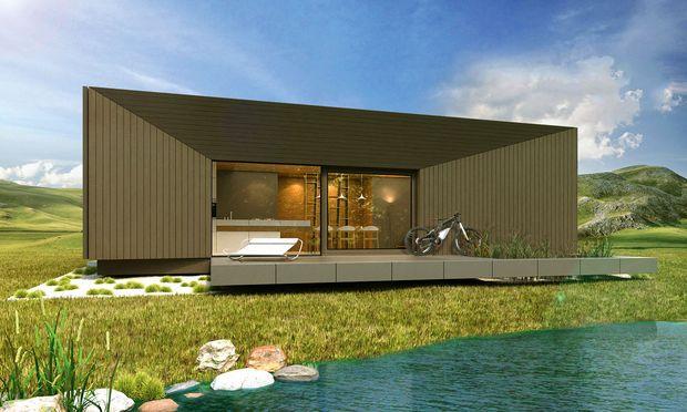 Microloft. Eine mobile Immobilie aus Österreich.