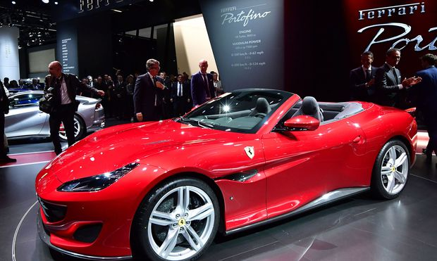 Das ist der neue Portofino von Ferrari
