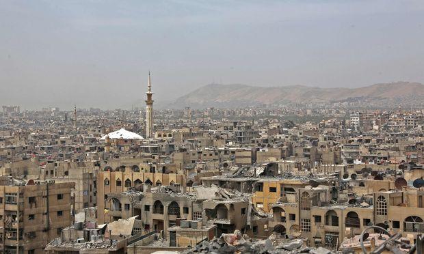 OPCW-Experten haben Arbeit in Duma noch nicht begonnen — Syrischer UN-Botschafter