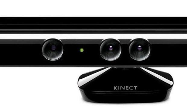 Kinect Spielzeug wird erwachsen