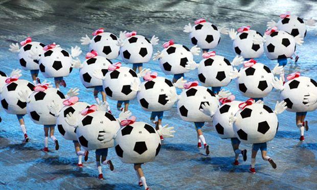 Fussball kickenden Lesben Kiew