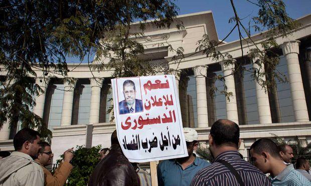 aegypten ueberwachen Richter doch