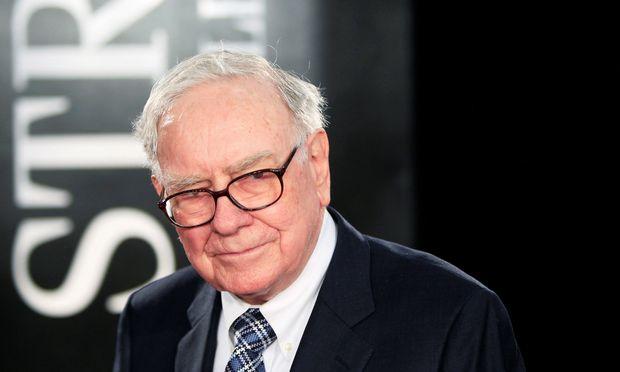 Investor Warren Buffet