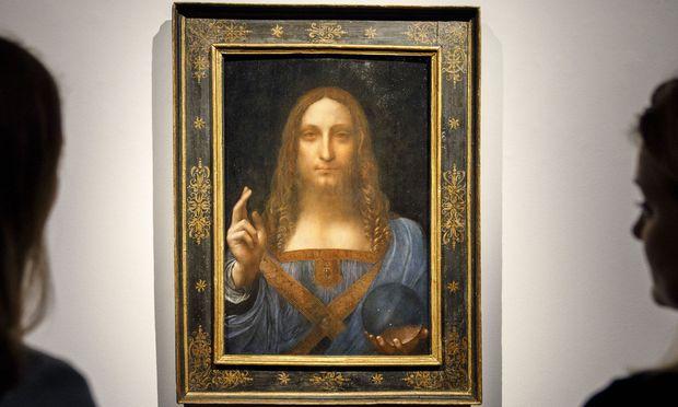 Das teuerste Gemälde der Welt hängt künftig in Abu Dhabi