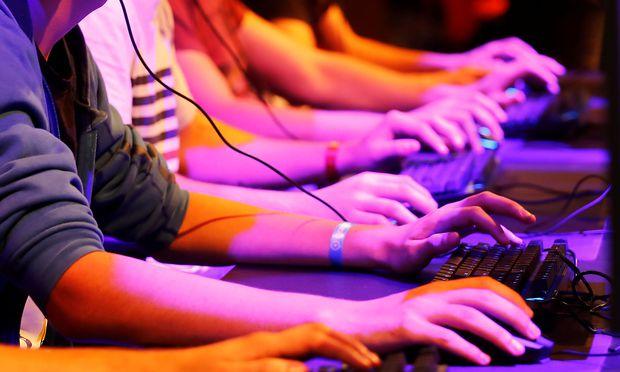 Computer games fair Gamescom in Cologne