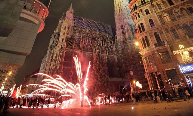 CityParty Silvester Wien