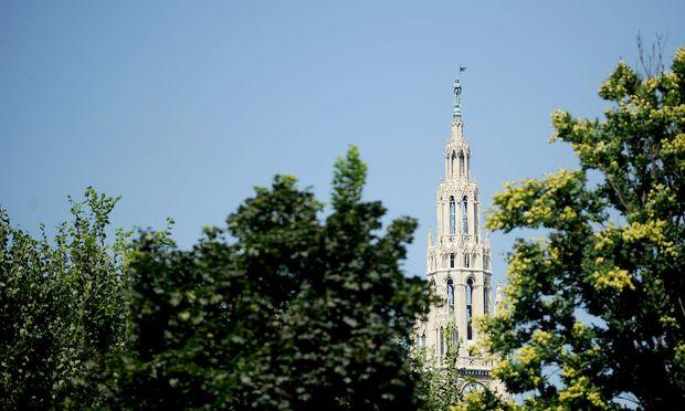 Rot-Grün treiben Schuldenberg der Stadt Wien weiter in die Höhe