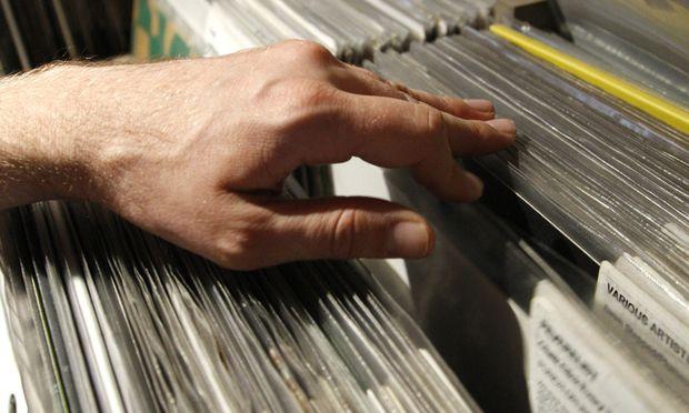 Plattengeschäft und Label Extraplatte muss schließen