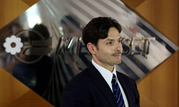 Mediaset-Chef ist Pier Silvio Berlusconi, Sohn von Silvio Berlusconi.