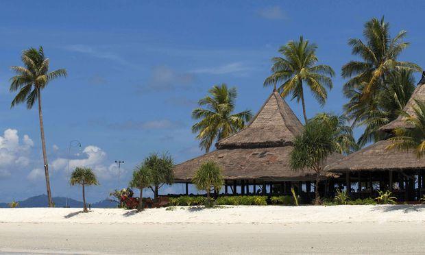 Noch nicht so erschlossen: Koh Mook mit dem Sivalai Beach.