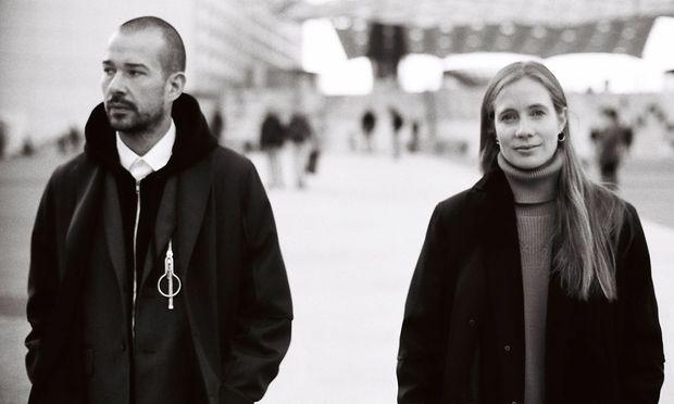 Luke und Lucie Meier übernehmen gemeinsam die Kreativdirektion bei Jil Sander.