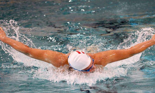 Schwimmen Koschischek Scheruebl Brandl