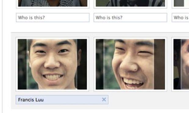 Facebook Automatische Personenerkennung Fotos