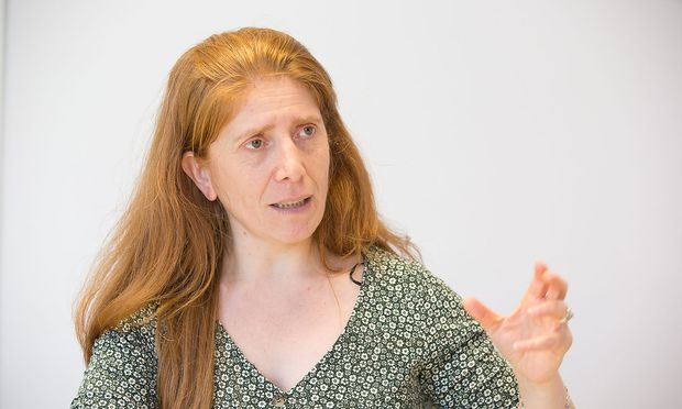Die Historikerin und Anthropologin Ayşe Çavdar