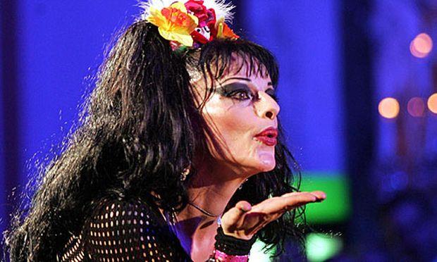 Rockröhre Nina Hagen