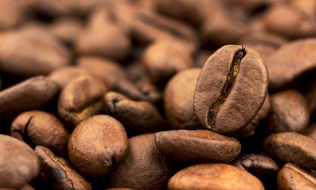 Keffeebohnen