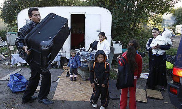 Rumänien: Roma wollen nicht 'Zigeuner' genannt werden