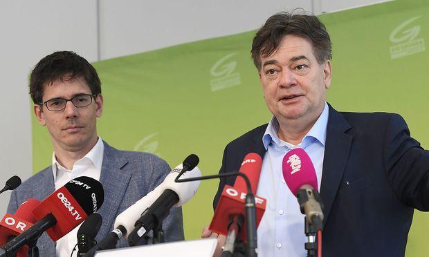 Grünen-Chef Kogler schließt Wiedervereinigung mit Liste Jetzt aus