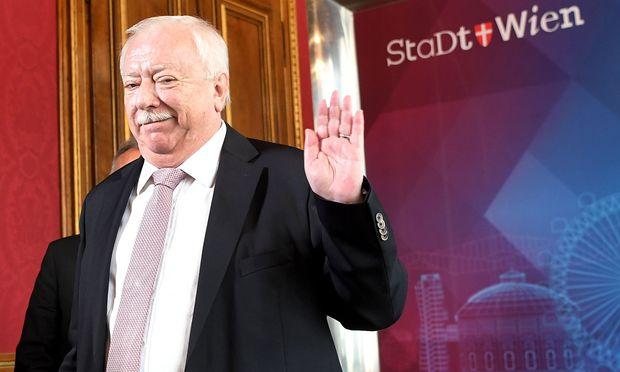 Ein letztes Mal noch leitete Wiens Bürgermeister, Michael Häupl, die Landeshauptleutekonferenz.