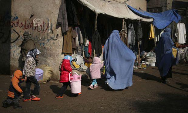 Afghanistan Kafka lesen Kabul