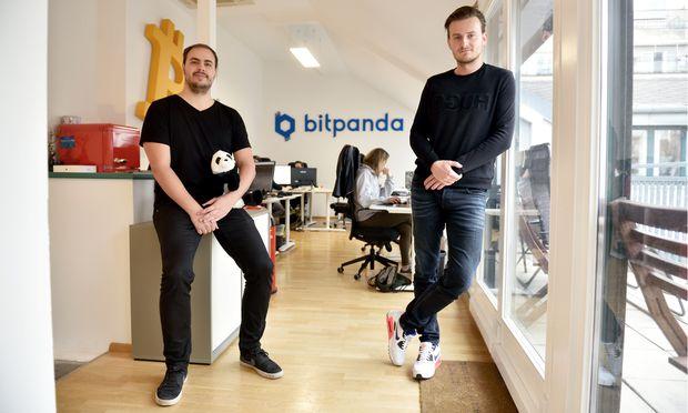 Gründer von Bitpanda