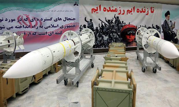 Iranisches Parlament erhöht Budget für das Raketenprogramm