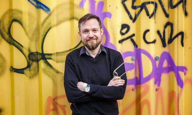 Simon Hadler ist Redakteur bei orf.at und einer der Speaker beim Styria-Ethics-Event in Graz.