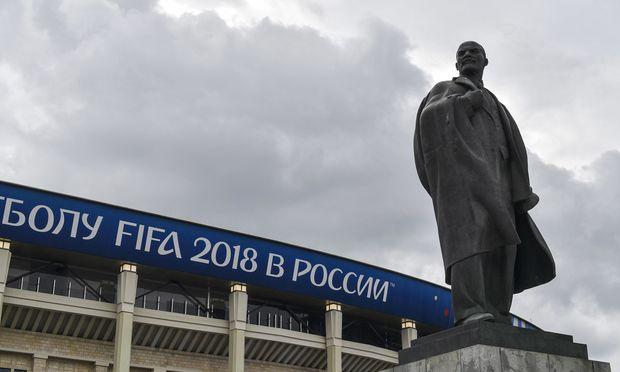 Russland werde sein Ziel erreichen, die bisher beste Weltmeisterschaft zu organisieren, erklärte FIFA-Präsident Gianni Infantino dieser Tage.