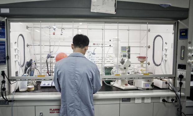 Novartis CEO Joe Jimenez Interview and Tour of $1 Billion Research Center