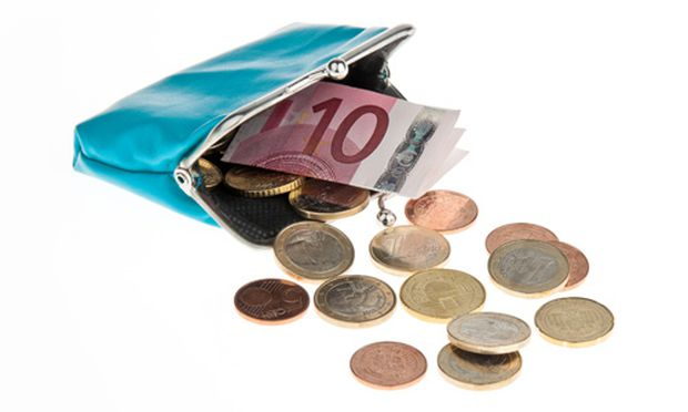 Cash Spontan sein Geld
