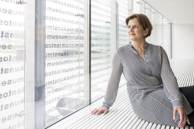 Neue Lentos-Direktorin Hemma Schmutz