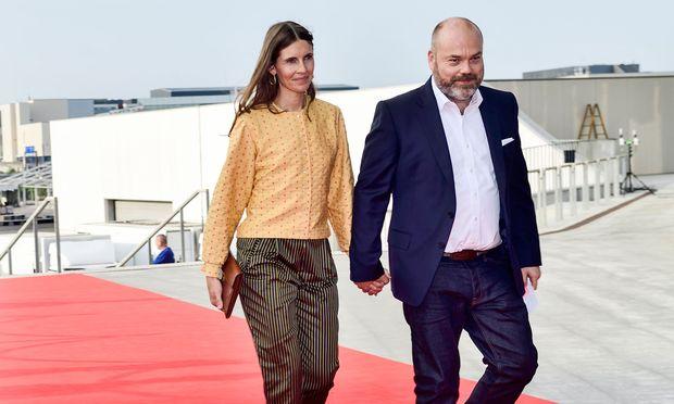 Der dänische Mode-Milliardär Anders Holch Povlsen und seine Frau Anne Storm haben bei den Anschlägen drei ihrer vier Kinder verloren. / Bild: (c) APA/AFP/Ritzau Scanpix/TARIQ MIK