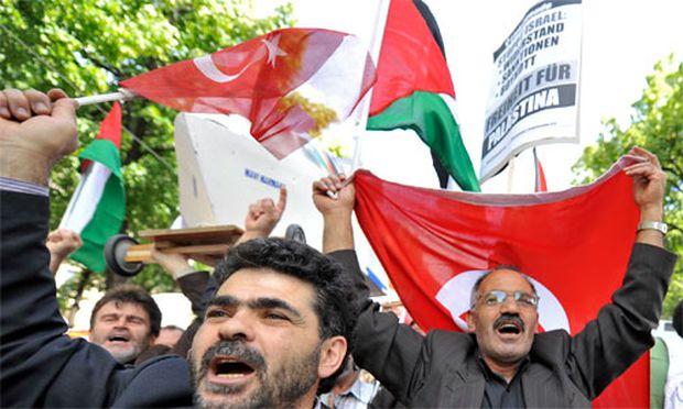 Nach Zorn ueber GazaVorfall