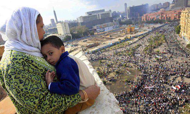 aegypten grosse DemokratieExperiment