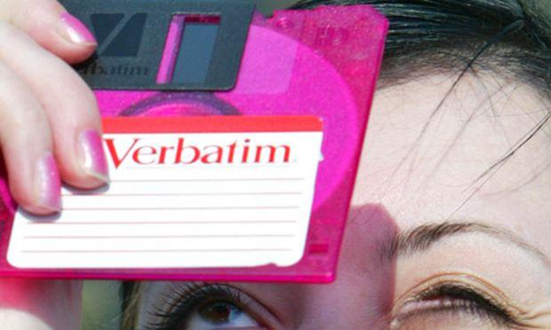Diskette Verbatim will Floppy