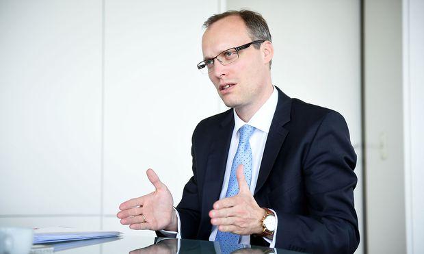 Hauptverbandschef Alexander Biach