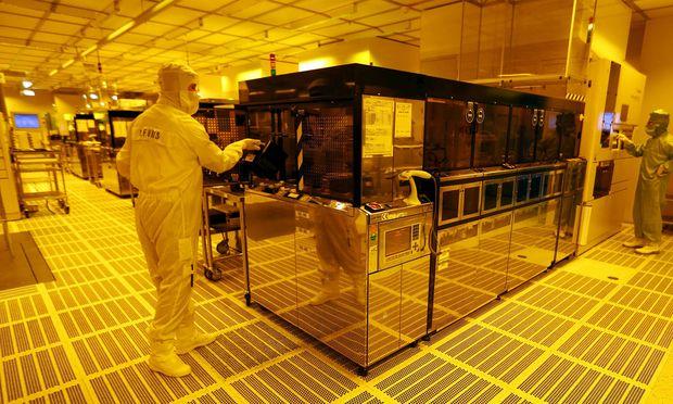 Das neue Werk in Villach ist die größte Einzelinvestition des Halbleiterspezialisten Infineon (hier das Werk Regensburg).