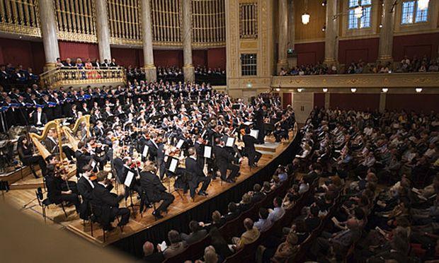 Wiener Symphoniker Neubert wird
