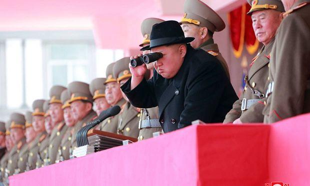 Winterspiele: Über diese Blamage von Kim Jong-un schweigt Nordkorea eisern