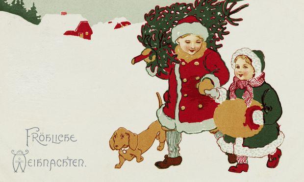 Weihnachtskarten Per Whatsapp.Dsgvo Dürfen Firmen Noch Weihnachtskarten Verschicken Diepresse Com